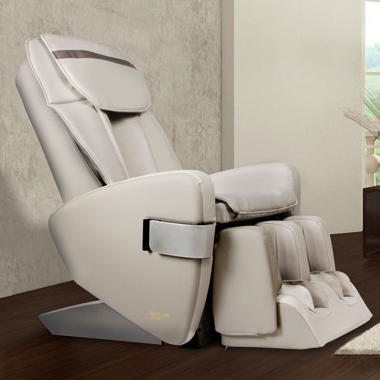 Bellevue zero gravity massage chair for Popular massage chair