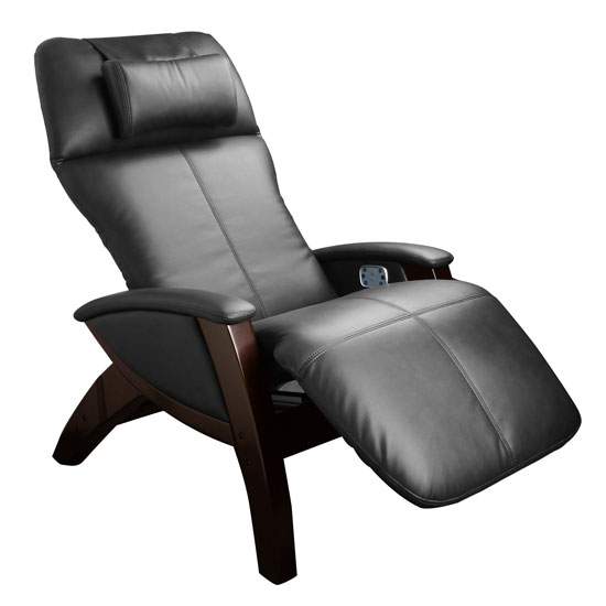 Cozzia ag6000 black massage chair for Popular massage chair
